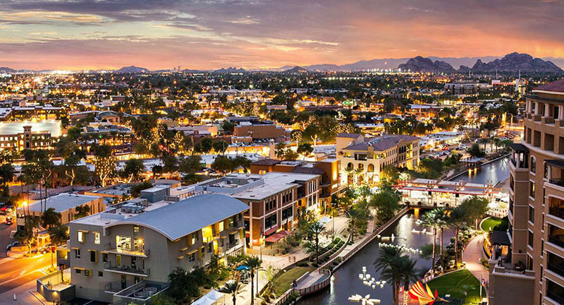 Old Town Scottsdale | Desert's Edge RV Resort