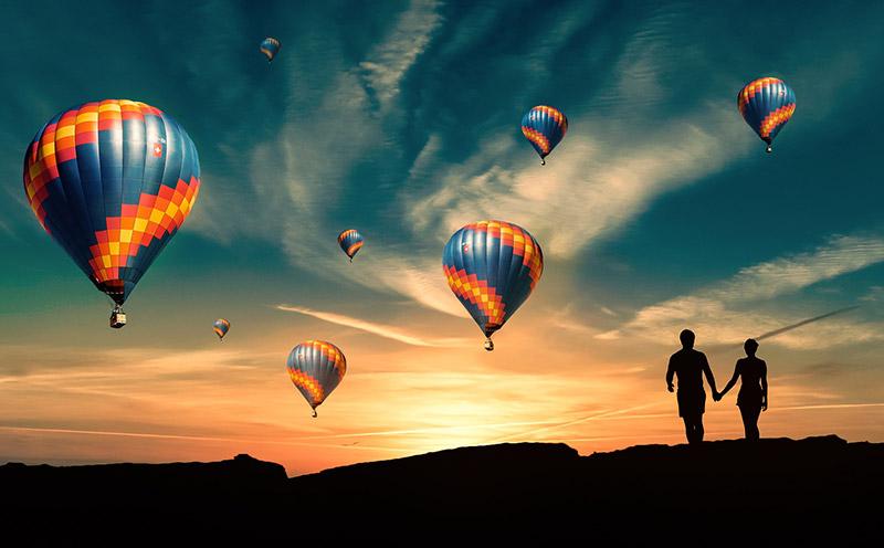 Phoenix Balloon Rides | Deserts Edge RV Park