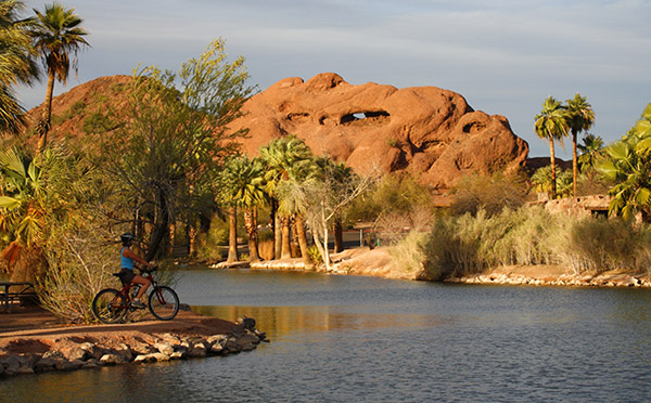 Papago Park | Hiking Trails in Phoenix