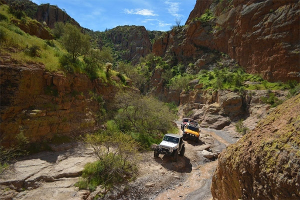 Off-roading Near Phoenix | Desert's Edge RV Park