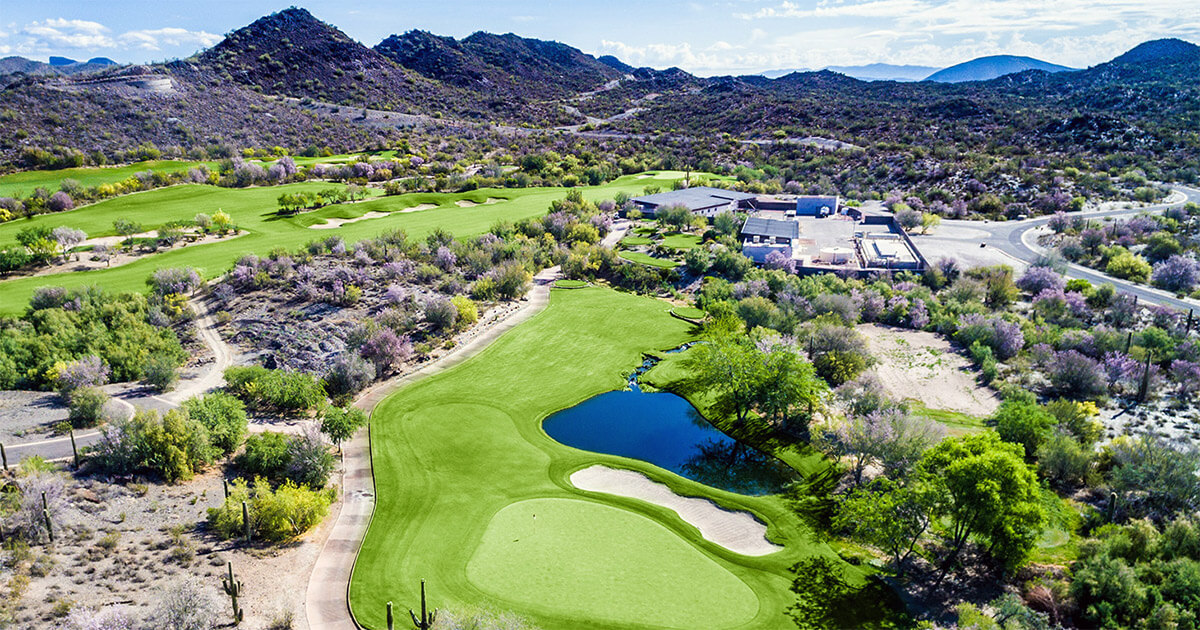 Golfing in Phoenix | Phoenix Golf Courses | Image by: quinterogolf.com